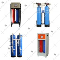 Commercial Two Bed Demineraliser