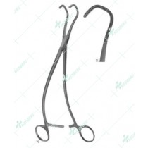 Ureter Forceps, 240 mm