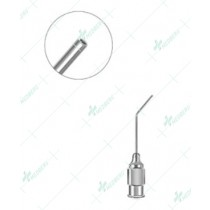 Viscoelastic Aspirating Cannula, angled at 10mm, 22 gauge