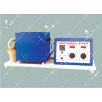 THERMAL CONDUCTIVITY OF INSULATING SLAB