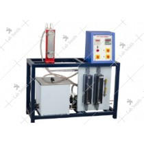 PLATE TYPE HEAT EXCHANGER (With Data Logging Facility)