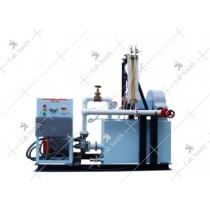 PELTON WHEEL TURBINE TEST RIG (Output Power 1 kW)