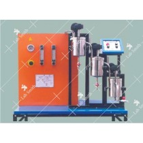 CASCADE CONTINUOUS STIRRED TANK REACTOR (Compressed Air Feed System)