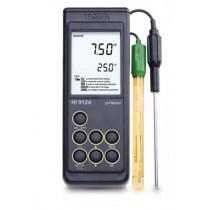Waterproof Portable pH Meter - HI 9124
