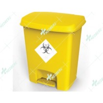 WB (F) 25 – Waste Bins With Foot Paddle
