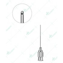 West Lacrimal Cannula, Blunt Tip, 23 gauge
