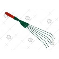 Wire Hand Rake.