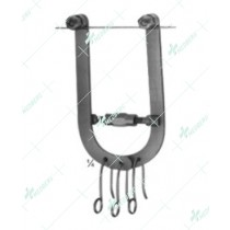 Wire Traction Bows, Adjustable, 110 mm