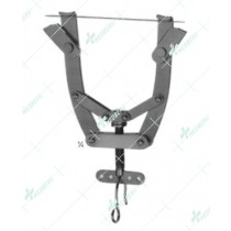 Wire Traction Bows, Modified Adjustable, 105 mm