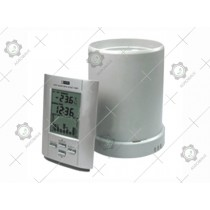 Wireless Rain Gauge and Thermometer