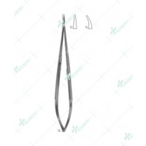 Yasargil Needle Holder, with Catch, 200 mm