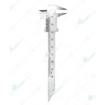 Zuricher Measuring Instruments, 130 mm